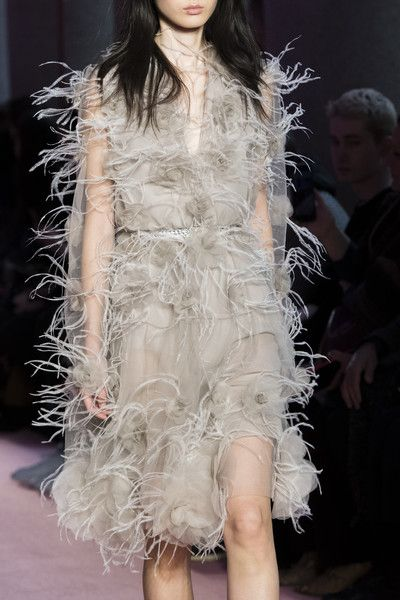 Blumarine, Fall 2018 - The Most Breathtaking Runway Details From Milan Fashion Week Fall 2018 - Photos