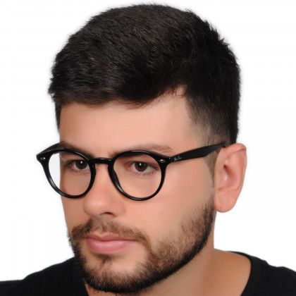 Resultado De Imagem Para Oculos De Grau Redondo Masculino Com