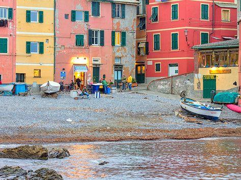 Boccadasse | La Mia Liguria
