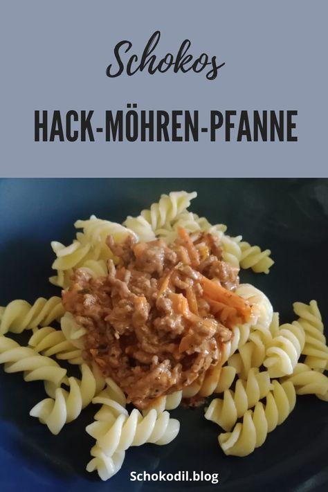 Mein Name ist Hase..ich weiß bescheid... Na...wer kennt es noch? Allerdings haue ich keine kleinen Zeichentrick-Hasen in die Pfanne... ...dafür aber Möhren und diesmal geraspelt. Wie man den Gaumenschmaus zubereitet, kannst du auf meinem Blog nachlesen. Lass es dir schmecken :) #schokodil #essen #möhren #karotten #wurzeln #hack #hackfleisch #kochen #leckerkochen #gesund #schnell #nudeln #kochenfürdiefamilie #raspeln #nomnom