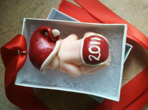 Fantastic 1st Christmas ornament