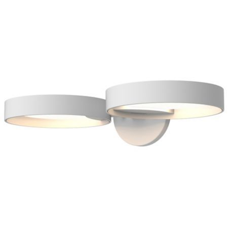 Light Guide Ring Double Led Wall Sconce Led Wall Sconce Lighting Guide Wall Sconces