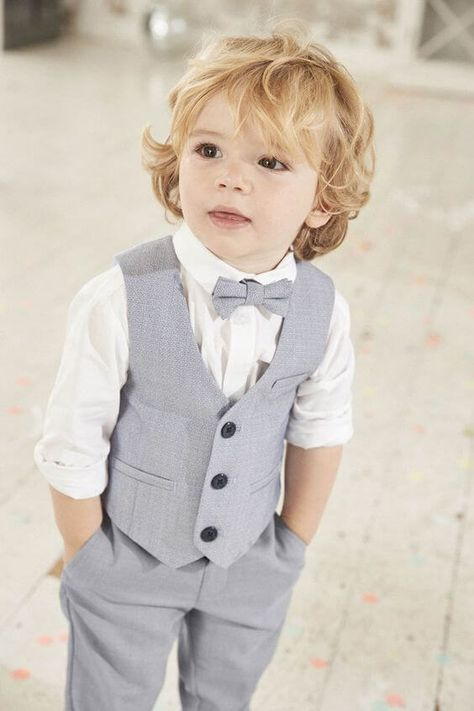 Ring Bearer Outfit River Island Flower Girls and Summer Suits collection for Wedding Outfit For Boys, Wedding Page Boys, Wedding With Kids, Boys Wedding Suits, Wedding Ideas, Wedding Outfits, Suits For Boys, Toddler Boy Wedding Outfit, Wedding Flower Girls