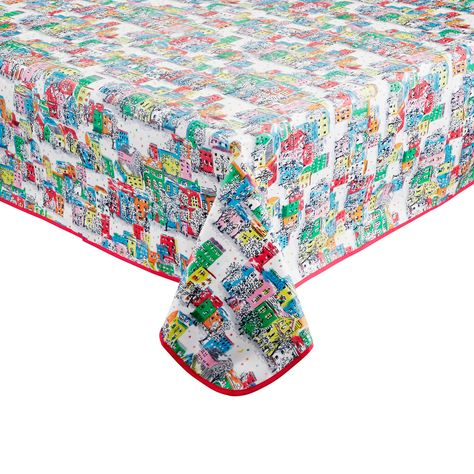 BaKing PVC Coated Tablecloth