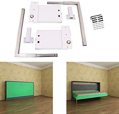 Eclv Horizontal Murphy Wall Bed Springs Mechanism Hardware Kit For