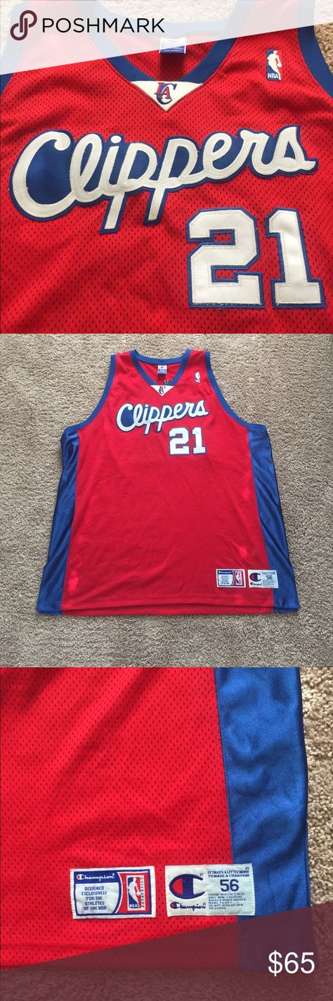 size 40 58911 1dd3f Miles L.A. Clippers NBA jersey Throwback Darius Miles jersey ...