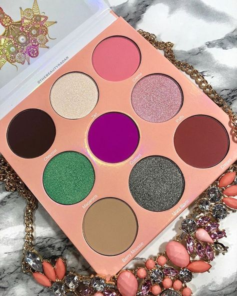 Juvia S Place Douce Palette With Images Makeup Geek