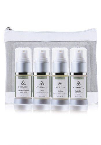 Cosmedix Correct Kit Skin Correction Program 4 Count Details Can Be Found By Clicking On The Image This Is An A Skin Correcting Skin Care Kit Skincare Set