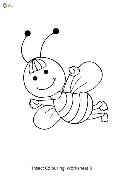 Free Downloadable Insects Worksheets For Kids Ira Parenting In 2020 Kindergarten Worksheets Kindergarten Worksheets Printable Insects Theme Preschool