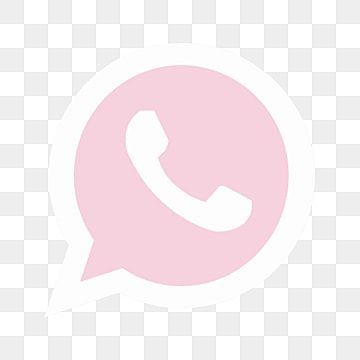 Pink Whatsapp Icon Social Media Icon Logo Png Transparent Clipart Image And Psd File For Free Download In 2021 Logo Design Free Templates Cute Pink Background Social Media Icons