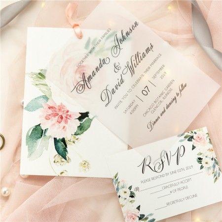 Shop Your Unique Wedding Invitations Online Stylishwedd Layered Wedding Invitations Cheap Wedding Invitations Foil Wedding Invitations