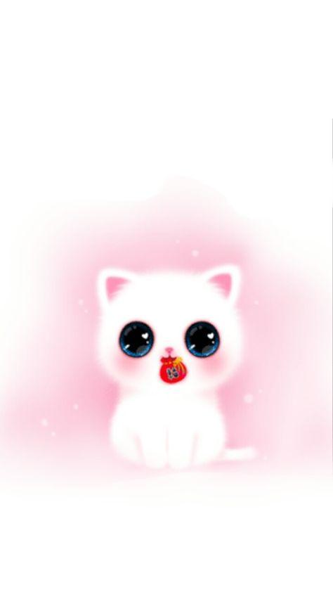 Wallpaper Iphone Girly Cute Pink Melody Cat Best Wallpaper Hd Iphone Wallpaper Girly Cute Wallpapers Cute Cat Wallpaper