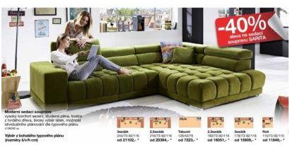 Premium Couch Runde Form