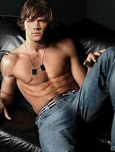 Oh hello Jared Padalecki