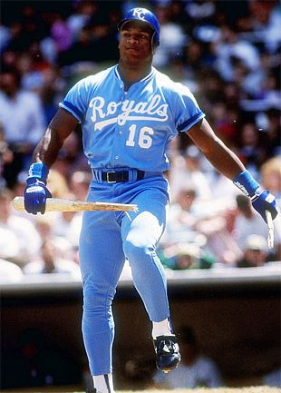 Bo Jackson   Notable Debuts - Moises Alou with the Pittsburgh Pirates, Luis ...