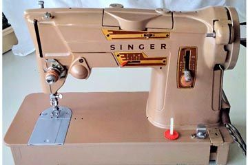 Factory Authorized Service Manual for Singer 206 206k Sewing Machines
