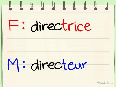 How To Change Masculine Nouns To Feminine Nouns In French Nouns French Nouns Masculine