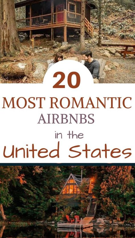 Top Most Romantic Places to Stay In The USA