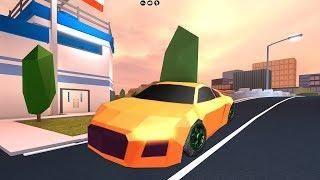 NEW CAR in ROBLOX JAILBREAK UPDATE!! | Roblox Games | Car