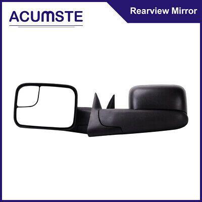 Sponsored Ebay Right Left Flip Up Power Heated Tow Mirrors For 98 01 Dodge Ram 1500 2500 3500 Dodge Ram 1500 Dodge Ram Ram 1500