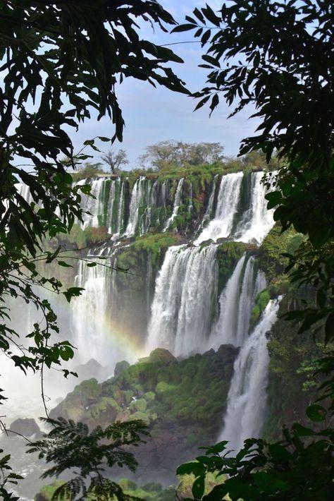 Iguazu Falls, Argentina and Brazil Places Around The World, Travel Around The World, Around The Worlds, Argentina Travel, Beautiful Places To Travel, South America Travel, Future Travel, Dream Vacations, Baja California