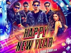 Happy New Year Is A Good 3 Hours And 8 Minutes Long Shah Rukh