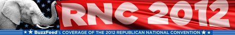 BuzzFeed follows the 2012 RNC