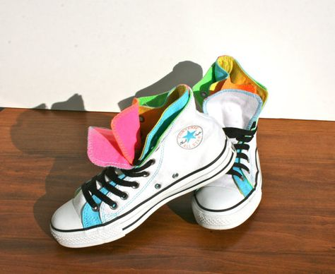 Details about NEW Converse Chuck Taylor All Star Hi Tie Dye Sneaker Multicolor Womens