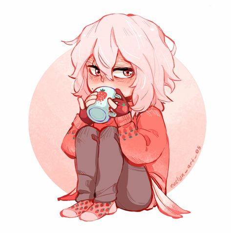 "evelyn_art_05 on Twitter: ""Strawberry Shiggy 🍓… """