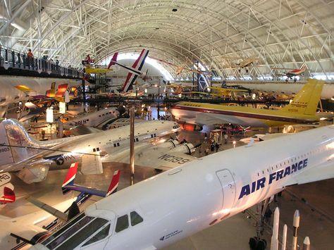 Udvar Hazy Center 14390 Air Space Museum Pkwy Chantilly Va