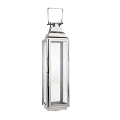 Home Collection Medium Decorative Silver Lantern Debenhams