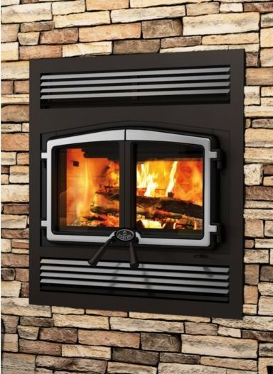 Home Fireplaces Wood Fireplaces Osburn Stratford Zero Clearance Wood Fireplace Ob04002 Wood Fireplace Wood Stove Wood Burning Fireplace