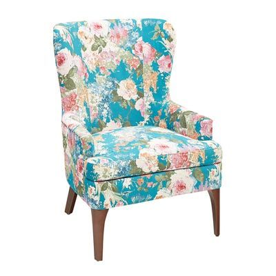 A Graceful Chair In Search Of A Cozy Corner Our Hand Upholstered Austin Is All About Classic Lines Capped Mid Accent Chairs For Living Room Chair Wing Chair