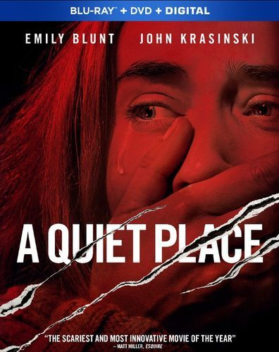 A Quiet Place Includes Digital Copy Blu Ray Dvd 2018