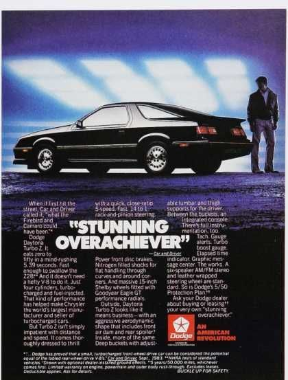 Vintage Car Advertisements Of The 1980s Page 36