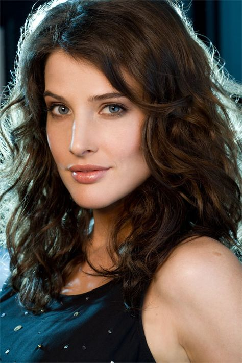 "Cobie Smulders - Vancouver, BC. Stars in ""How I Met Your Mother"""