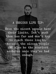 A serious life tip.. A serious life tip..