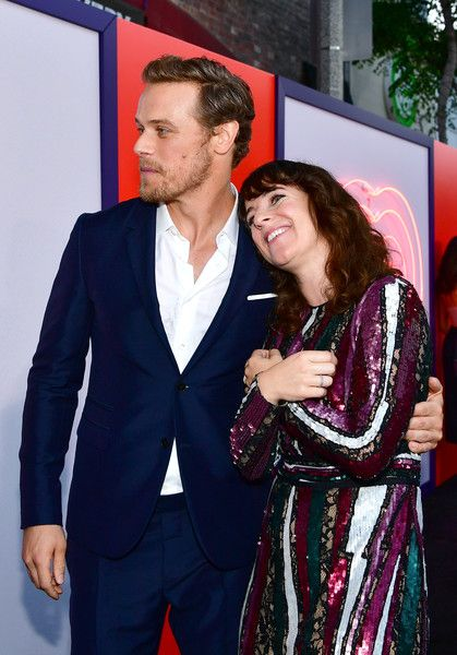Sam Heughan Photos Photos Premiere Of Lionsgate S The Spy Who