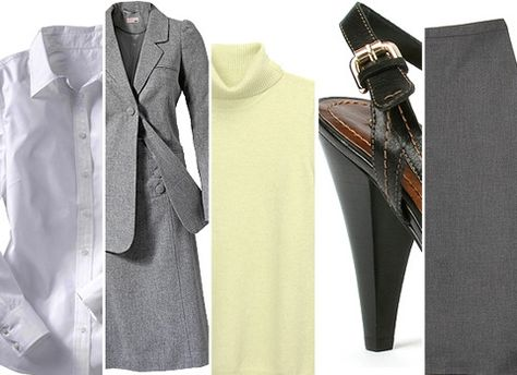 Ideas for interview clothes on a budget