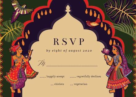 Rsvp Card Template Wedding Rsvp Cards Rsvp Online Instant Etsy In 2021 Wedding Invitation Rsvp Wording Rsvp Wedding Cards Wedding Response Cards