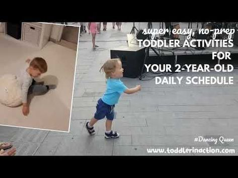 Easy, no-prep, fun Toddler Activities your 2-year-old should do every day, Dancing Queen, #2YearOld #Activities #dancing #Day #Easy #Fun #Noprep #Queen #Toddler