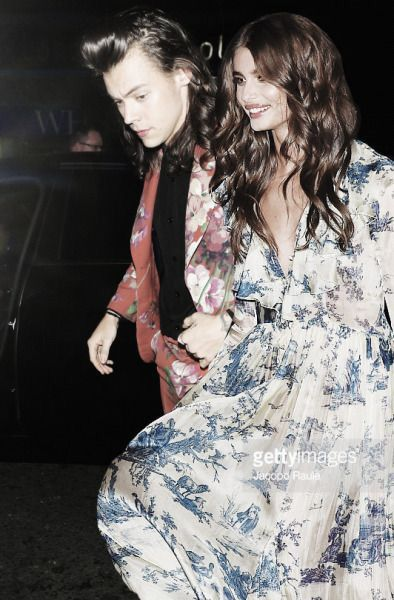 Taylor Hill And Harry Styles