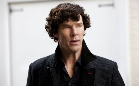 Sherlock, my Christmas marathon choice