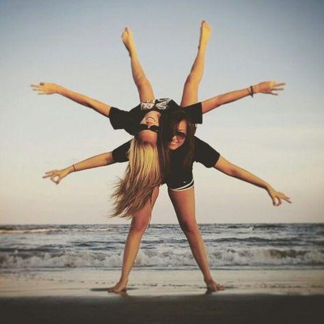Mariane Tavares: Inspirações de fotos na praia com amigos