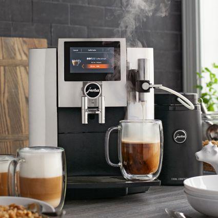 Jura S8 Automatic Coffee Machine Sur La Table In 2020 Automatic Coffee Machine Coffee Machine Jura Coffee Machine