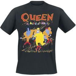 Herrenbandshirts Queen A Kind Of Magic T Shirtemp De Clothesforgirlsdresses Clothesmensfashion Herrenbandshirts In 2020 Xxl Shirts Clothes