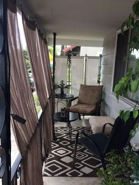 65 Comfy Apartment Balcony Decorating Ideas On A Budget 2019 Page
