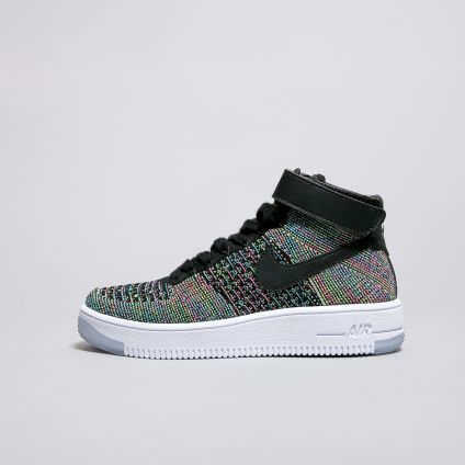 Air Force 1 Ultra Mid Flyknit Gs 862824 600 Shoes Sneakers Nike
