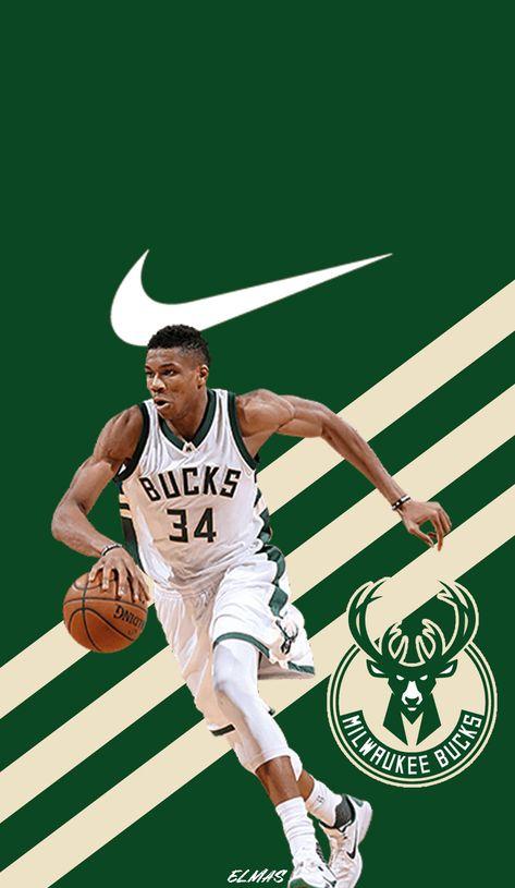 Bucks Milwaukee Buckscounty Nike Nba Nbabasketball 34