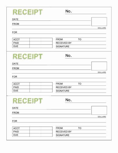 Basic Rent Receipt Microsoft Word Template And Pdf Printout Invoice Template Word Receipt Template Invoice Template